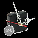 Кварцевые часовые механизмы с 24х часовой индикацией
