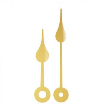 Комплект стрелок 208 gold (40/31мм)