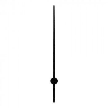 Секундная стрелка 53 black (40мм)