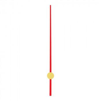 Секундная стрелка 53 red (40мм)