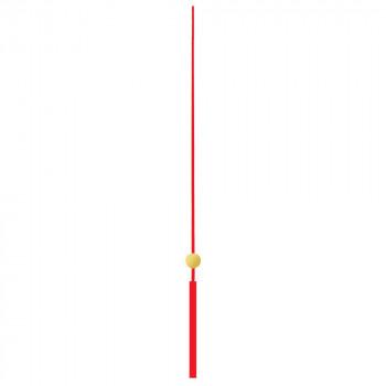 Секундная стрелка 60 red (58мм)