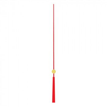 Секундная стрелка 70 red (120мм)