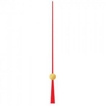 Секундная стрелка 91 red (115мм)