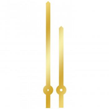 Комплект стрелок 031 gold (132/98мм)