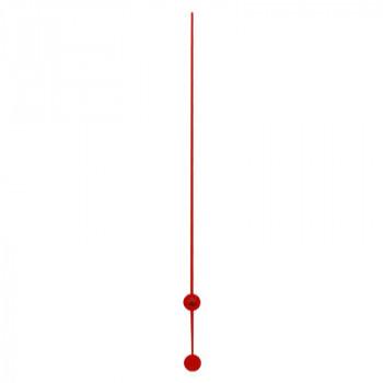 Секундная стрелка Sec. G red (110мм)
