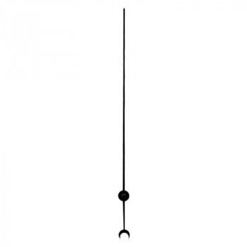 Секундная стрелка Sec. G1 black (110мм)