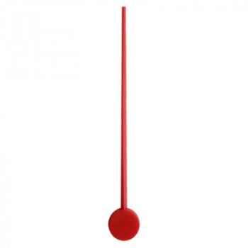 Секундная стрелка Sec. Plastic red (67мм)