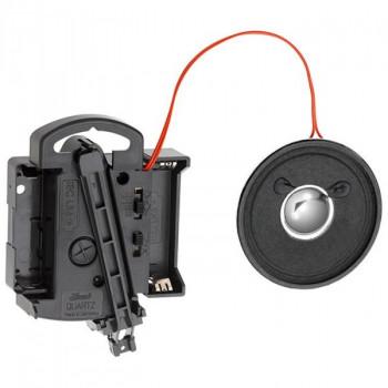 Механизм с мелодией, боем и подвесом для маятника Hermle W2214-002, 16мм
