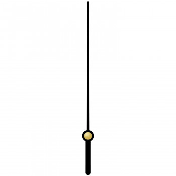 Секундная стрелка 246 black (144мм)