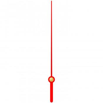 Секундная стрелка 246 red (144мм)