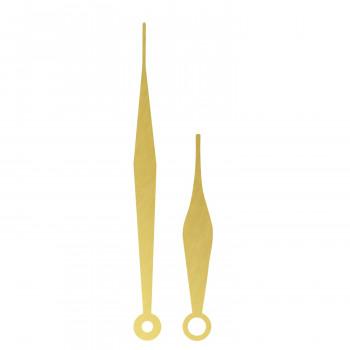 Комплект стрелок 3290 gold (91/67мм)