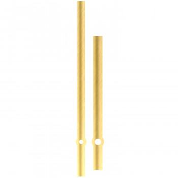 Комплект стрелок 3389 gold (100/75мм)