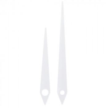 Комплект стрелок 608 white (83/60мм)