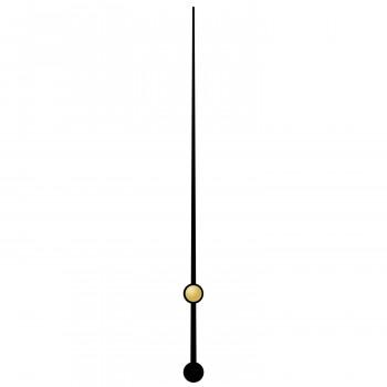 Секундная стрелка 61 black (60мм)