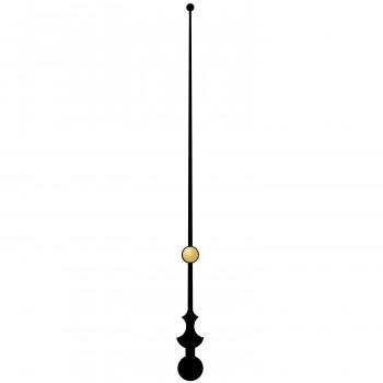 Секундная стрелка 7 black (98мм)