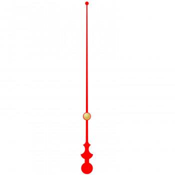 Секундная стрелка 7 red (98мм)