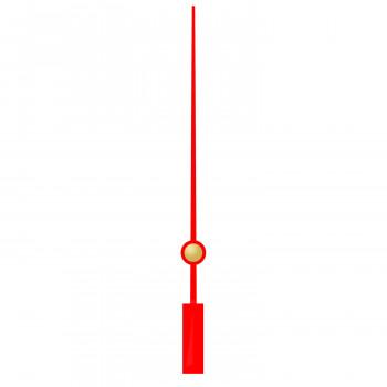 Секундная стрелка 95 red (50мм)