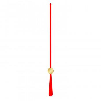 Секундная стрелка 6020 red (37мм)