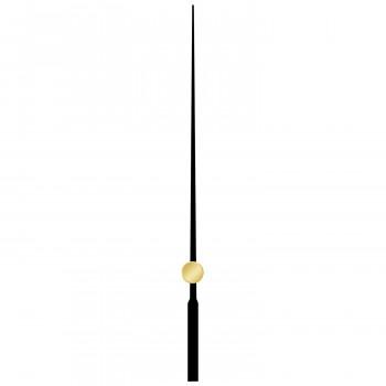 Секундная стрелка 614А black (73мм)