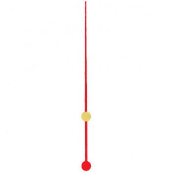 Секундная стрелка 618 red (70мм)