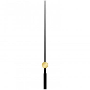 Секундная стрелка 623 black (65мм)