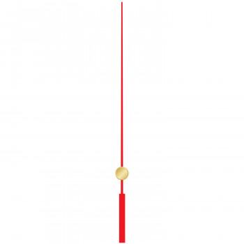 Секундная стрелка 627 red (84мм)