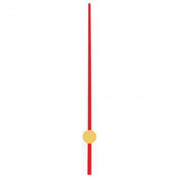 Секундная стрелка 645 red (85мм)