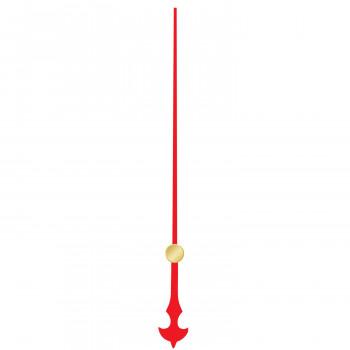 Секундная стрелка 683 red (90мм)