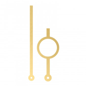 Комплект стрелок 723 gold (37/30мм)