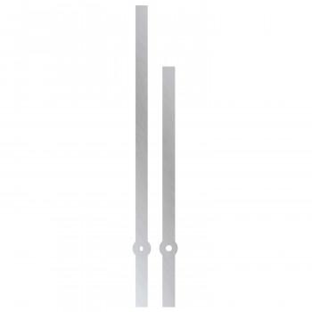 Комплект стрелок 9071 chrome (300/200мм)