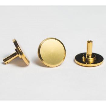 Заглушка CAP gold